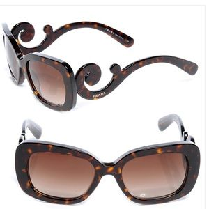 Prada SPR270 2AU-6S1 Sunglasses